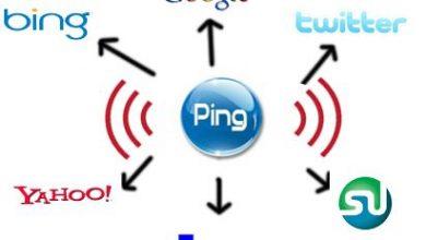 Ping Siteleri